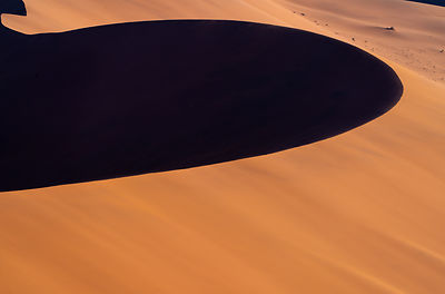Namib Dune Abstract 058