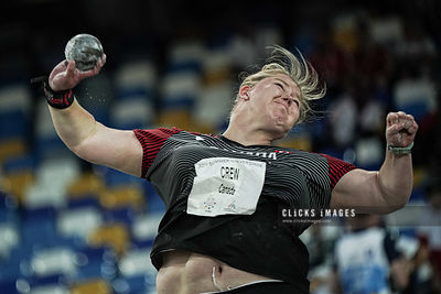 Shot Put - Women - Final - Final - 2019 Summer Universiade