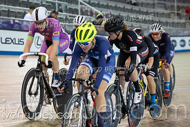 Cat A Women Scratch Race. Track Ontario Cup #3, February 8, 2020