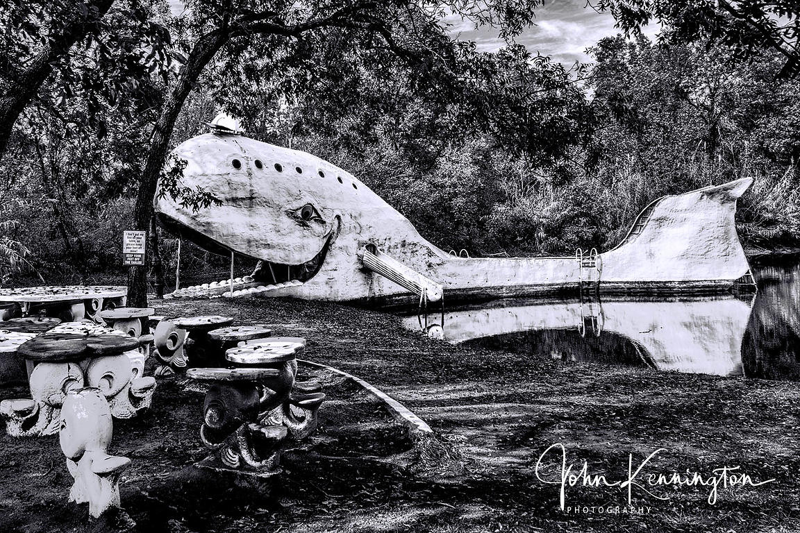 Blue Whale (BW), Route 66, Catoosa, Oklahoma