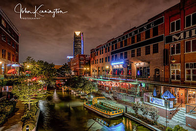 Bricktown, Oklahoma City