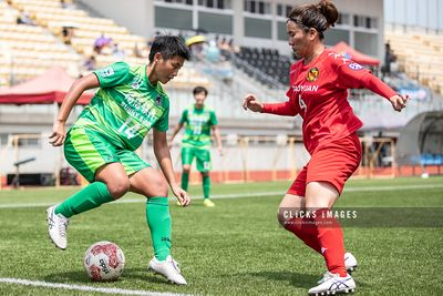 Inter Taoyuan v Kaohsiung Sunny Bank - Taiwan Mulan Football League