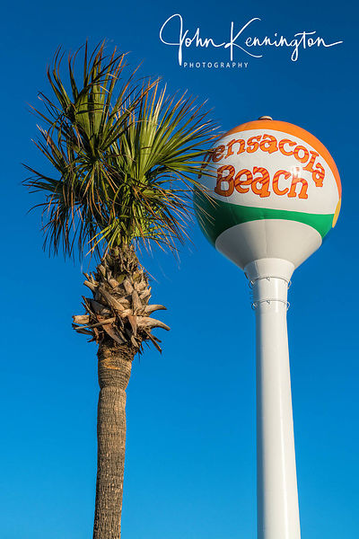 Welcome to Pensacola Beach, Florida