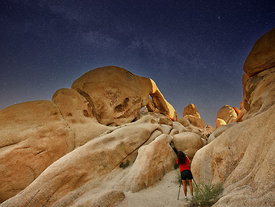 Arch Rock, White Tank Campground