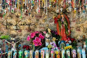 Shrine at Sanctuario de Chimayo, New Mexico