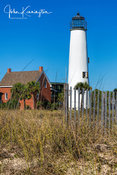 St George Island Lighthouse, Eastpoint, Florida