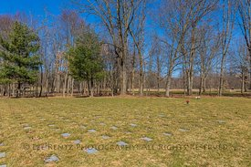 Graves at Fort Custer National Cemetery