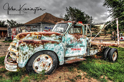 Tucumcari Towing, Route 66, Tucumcari, New Mexico