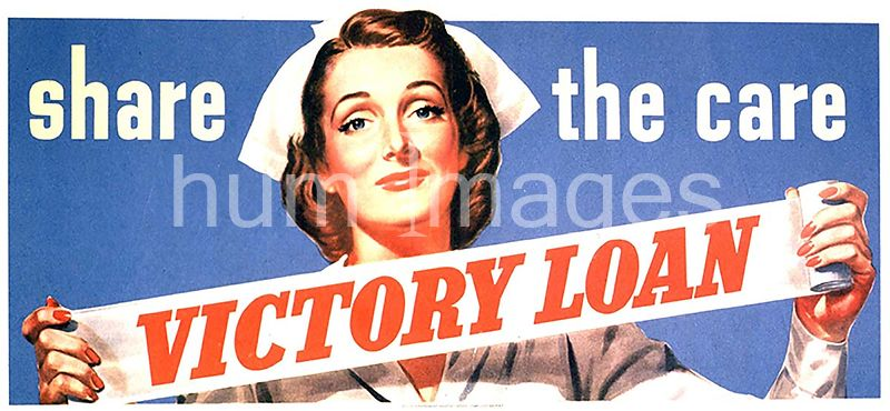 Share the care, victory loan