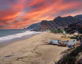 Sycamore Cove Beach