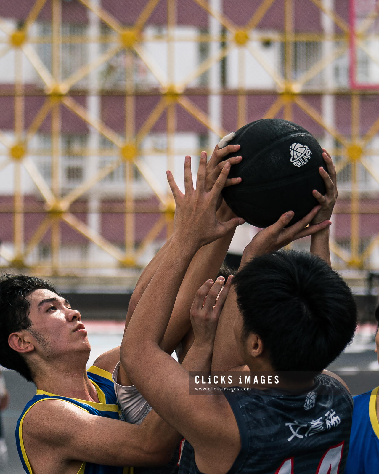 Hong Kong Estates Basketball Grand Finals