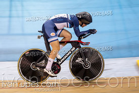 Women Individual Pursuit 3-4 Final. Canadian Track Championships, September 28, 2019