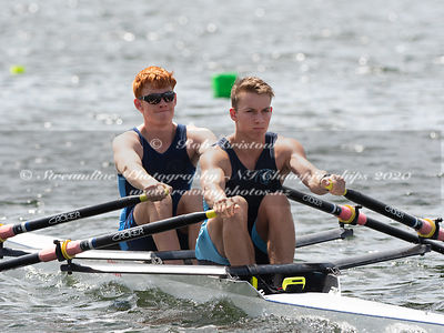 Taken during the NZNI Championships 2020, Lake Karapiro, Cambridge, New Zealand; ©  Rob Bristow; Frame 6030 - Taken on: Frida...