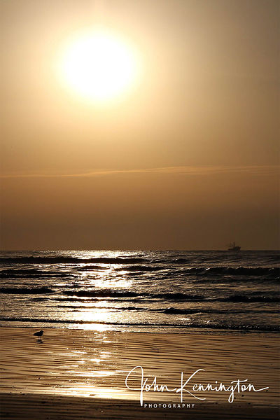 Galveston Sunrise, Texas