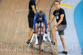 Women Individual Pursuit 1-2 Final. Canadian Track Championships, September 28, 2019