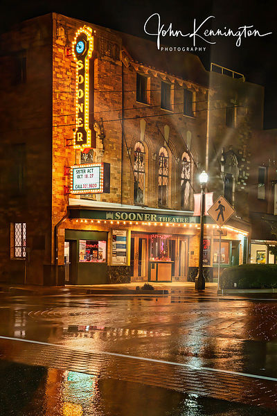 Sooner Theater, Norman, Oklahoma