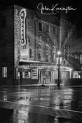 Sooner Theater (BW), Norman, Oklahoma
