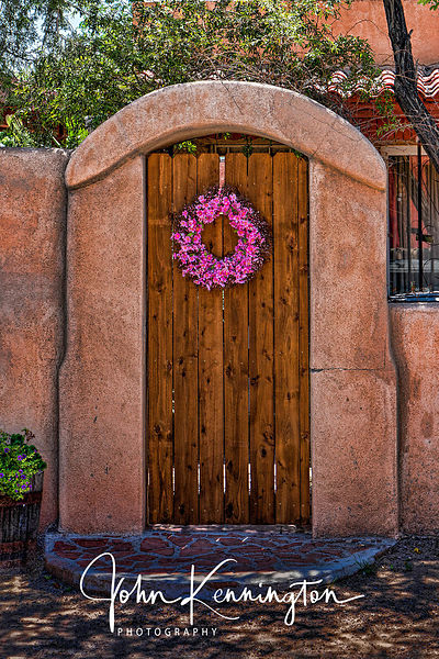 Mesilla Door No. 1, Mesilla, New Mexico