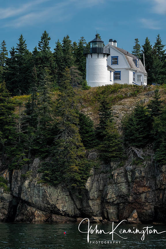 Bear Island Light, Mount Desert Island, Maine