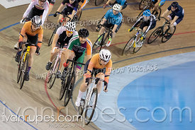 Cat D Scratch Race. Track O-Cup #2, January 12, 2020
