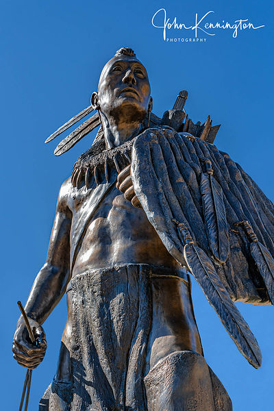 Chickasaw Warrior No. 2, Oklahoma City