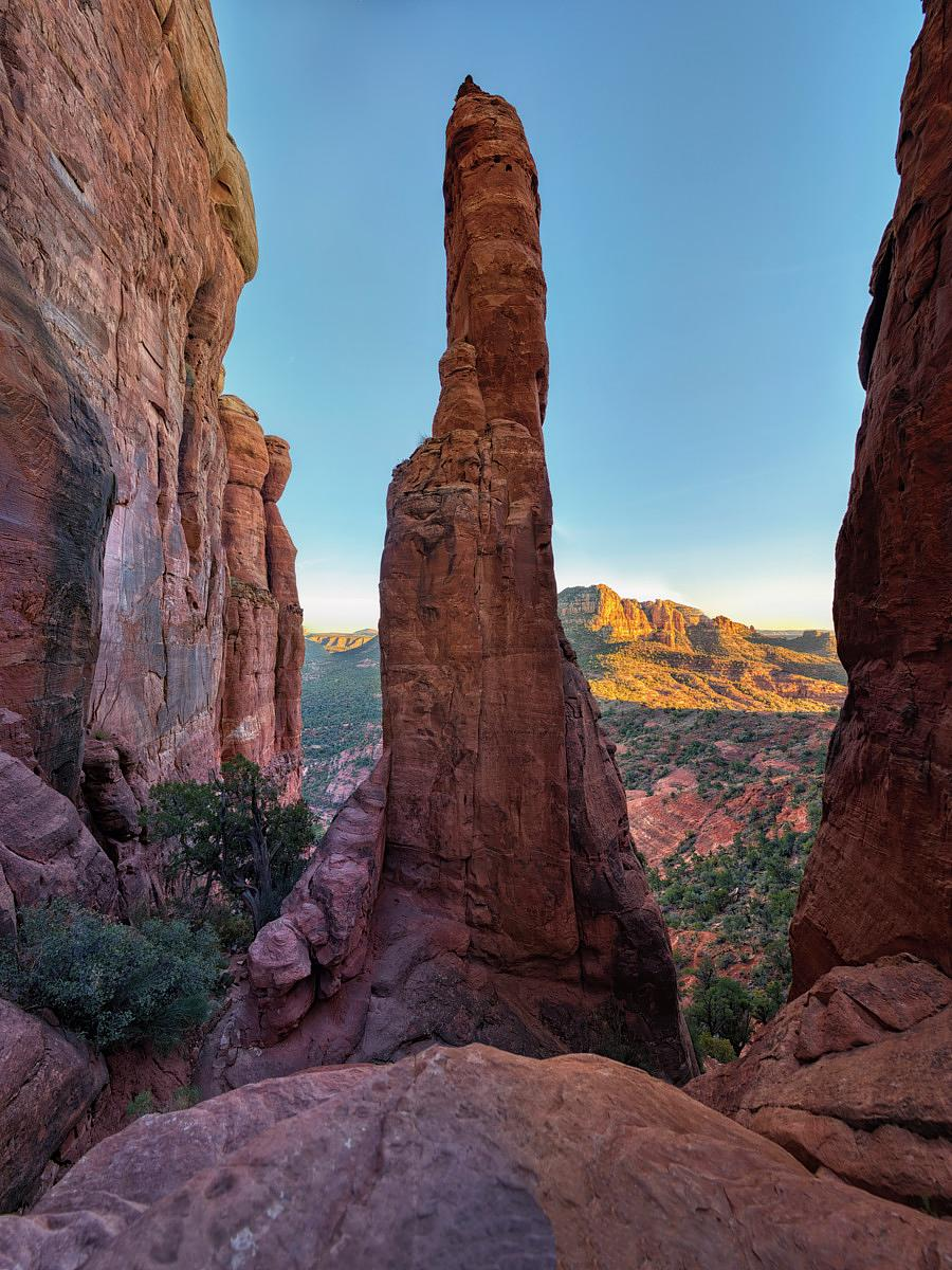Cathedral Rock Spire, Sedona AZ