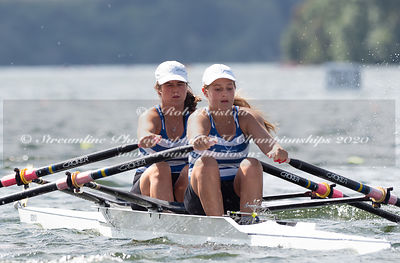 Taken during the NZNI Championships 2020, Lake Karapiro, Cambridge, New Zealand; ©  Rob Bristow; Frame 6140 - Taken on: Frida...