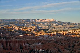 A landscape at Bryce Canyon National Park, Utah
