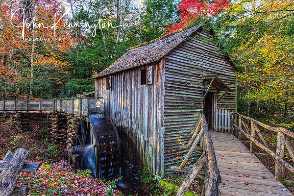 Cable Mill, Great Smoky Mountains National Park, Tennessee