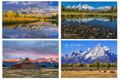 Grand Teton National Park & Wyoming