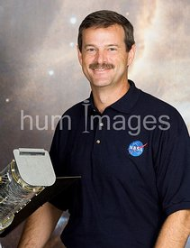 STS-125 Hubble Crew Press Conference and Group Photos