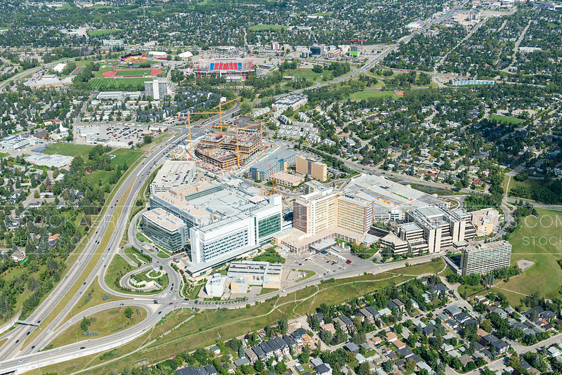 Foothills Medical Centre, Calgary