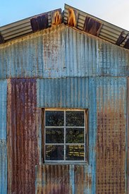 Barn at Faraway Ranch in Chiricahua National Monument