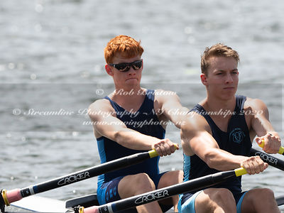 Taken during the NZNI Championships 2020, Lake Karapiro, Cambridge, New Zealand; ©  Rob Bristow; Frame 6027 - Taken on: Frida...