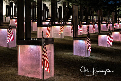 Memorial Day at the Oklahoma City National Memorial