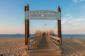 Ocean View Fishing Pier