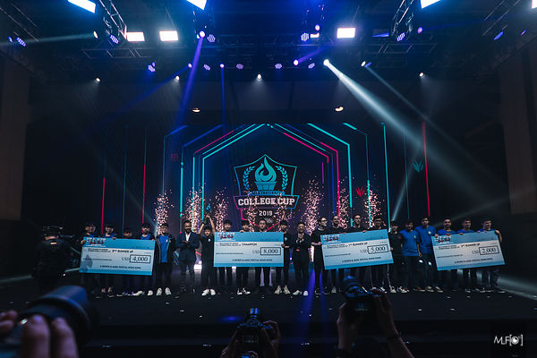 League of Legends International College Cup 2019