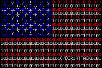 Targeted American Cyber Warfare.