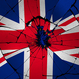 Britain Broken by Brexit.