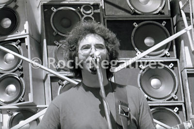 Jerry Garcia And The Wall Of Sound