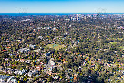 Killara to Sydney City