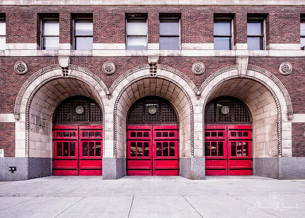 Fire_Station_Three_Red_Doors