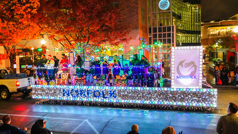 Grand Illumination Parade 2019