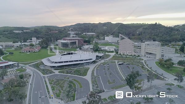 Drone Video California State Polytechnic University, Pomona during COVID-19 Pandemic