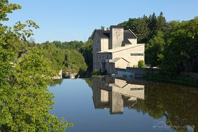 Mill at Elora