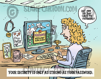 Fluffy Password