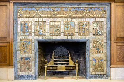 Detroit_Public_Library_Children_s_Room_Fireplace
