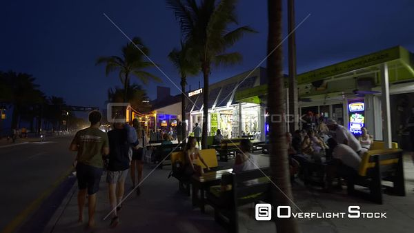 Night Clubs and Bars Fort Lauderdale Beach Fl October 2020