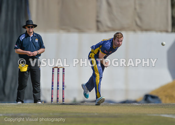 Cricket - 2018  day match (18-over match), Johannesburg - South Atrica - Hawks - Bank