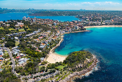 Shelly Beach and Manly